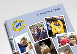 Lidget Green Primary Activity Book