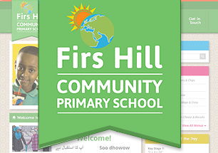 Firs Hill Primary School Website
